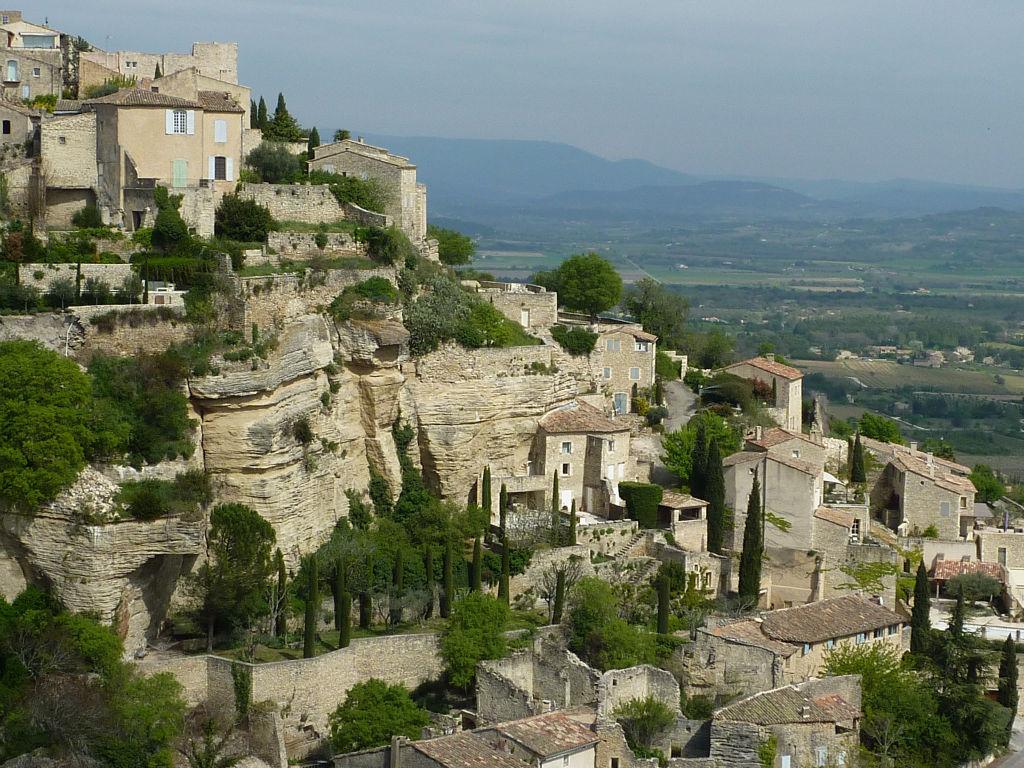 La Provence, des paysages surprenants