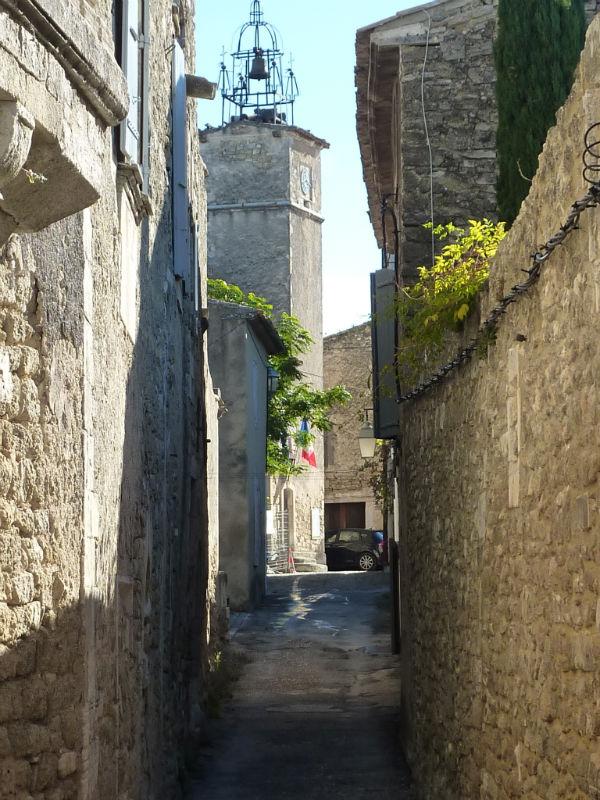 Le luberon et ses 5 plus beaux villages de france - Les plus beaux gites de france ...