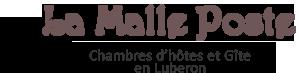 La Malle Poste - Gite et Chambres d'Hôtes de Charme