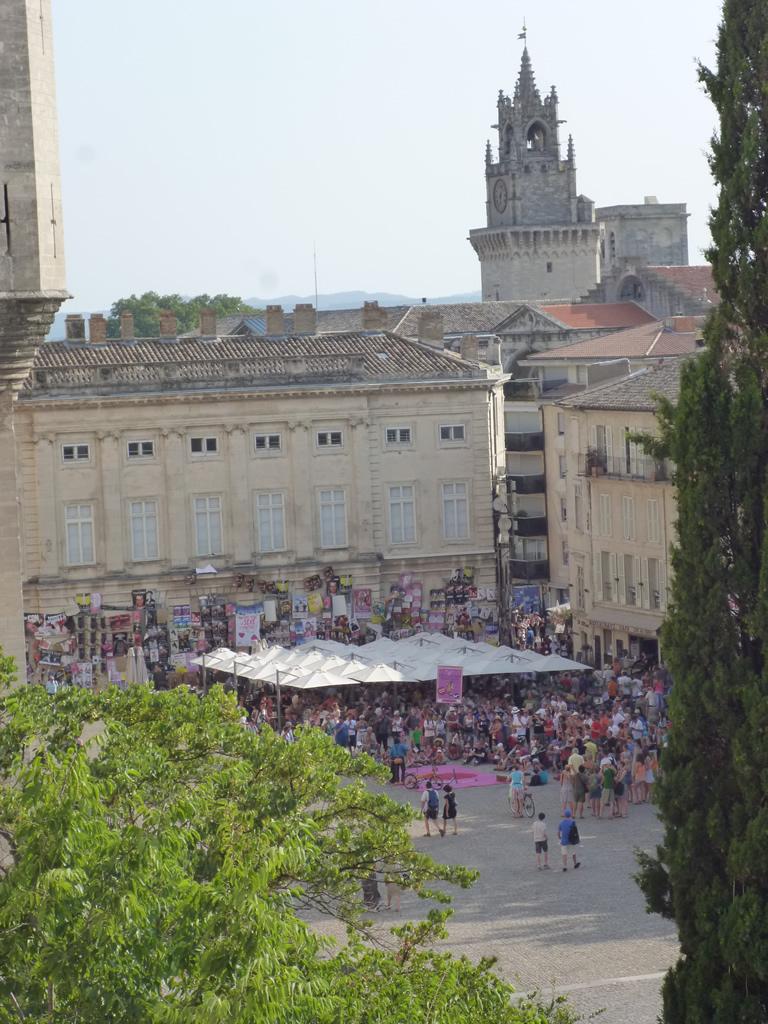 Théatre en Avignon